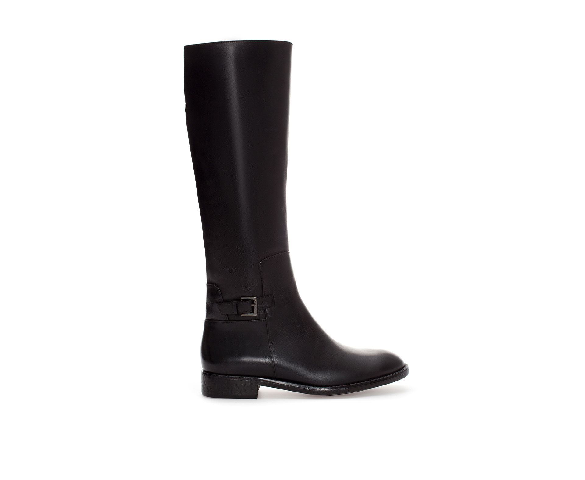 zara riding boot