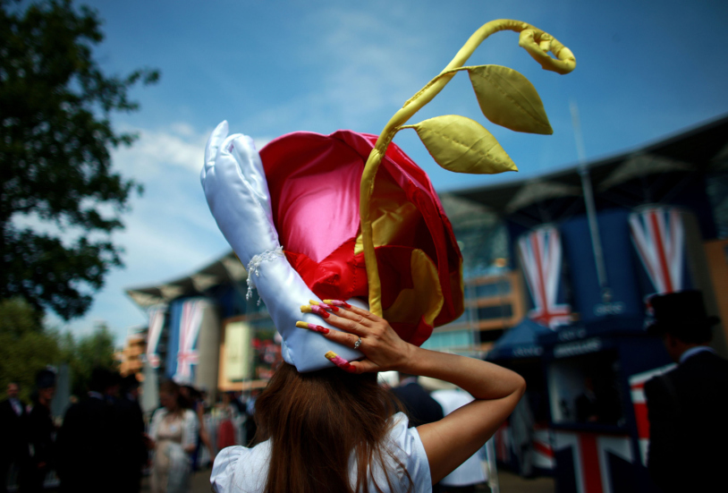 HORSE RACING - THE ROYAL ASCOT MEETING 2014 - DAY ONE - ASCOT RACECOURSE