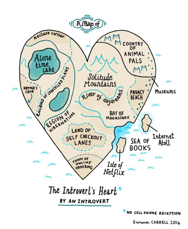 isle of introverts