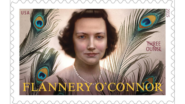 flannery stamp