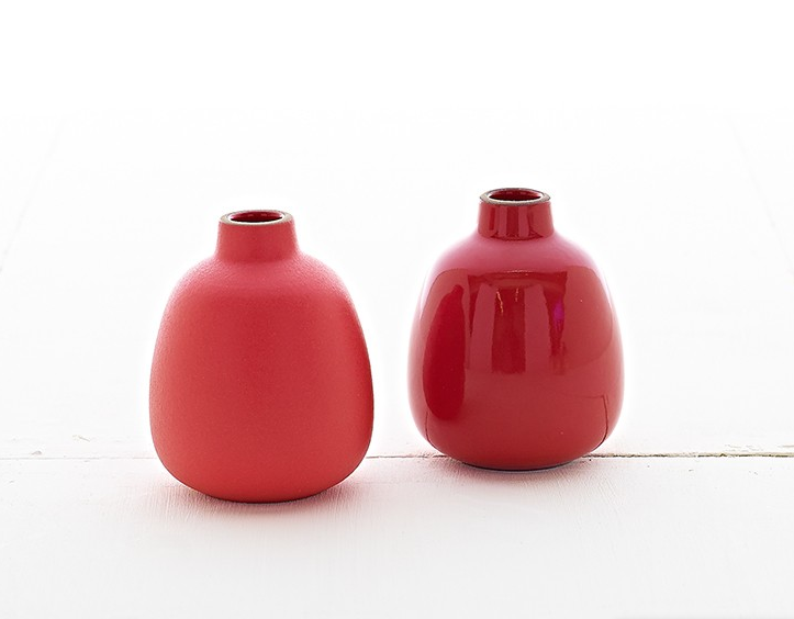 Heath Ceramics bud vases—GOACA Home basics: vases