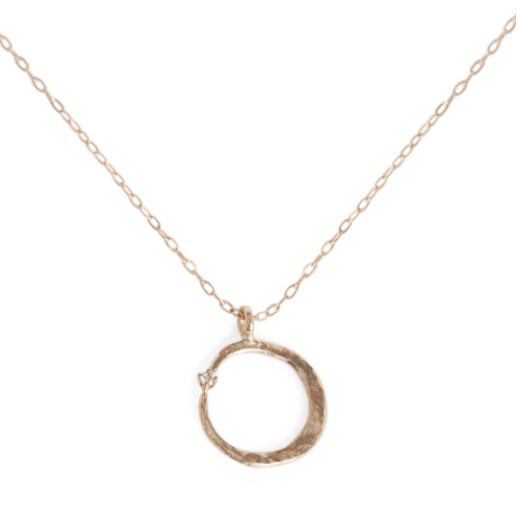 Yayoi Forest necklace—A bunch of good necklaces for layering