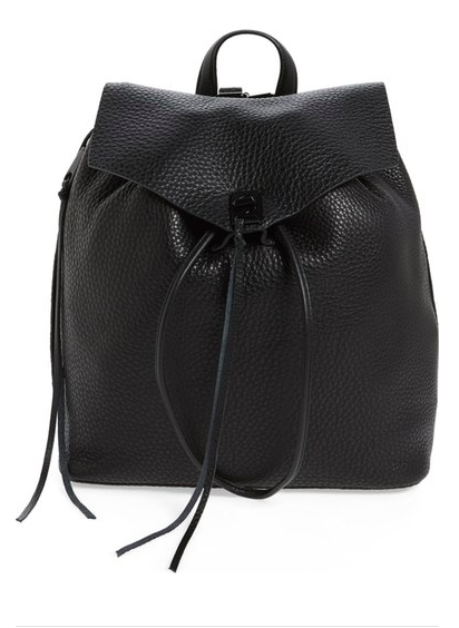 Rebecca Minkoff backpack—shall we take a moment to consider backpacks?