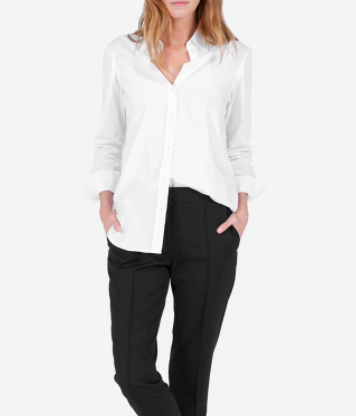 Everlane button-down—15 Wardrobe classics for $150 and under