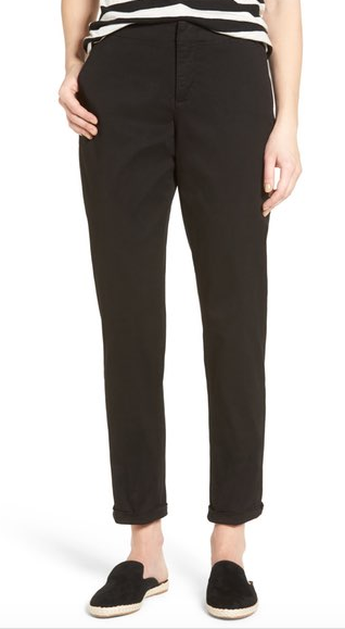 NYDJ twill trousers—15 wardrobe classics for $150 and under
