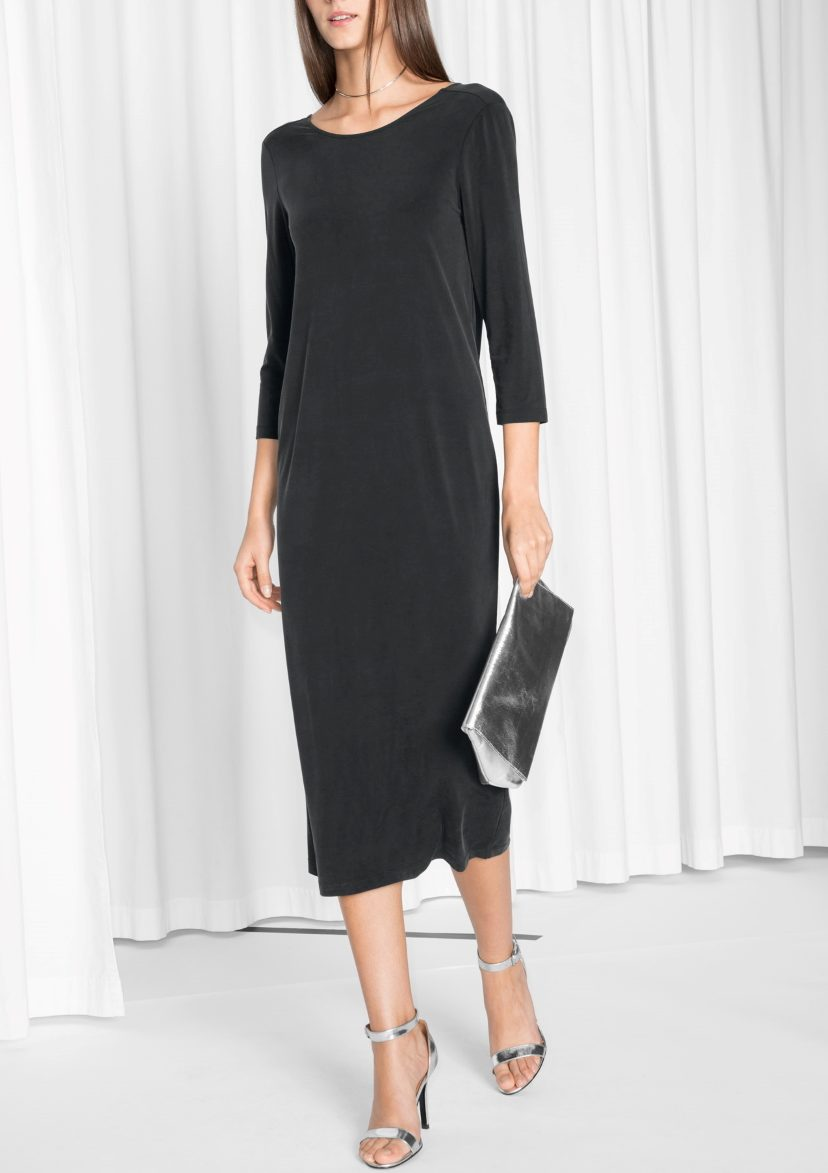 & other stories dress—15 wardrobe classics for $150 and under