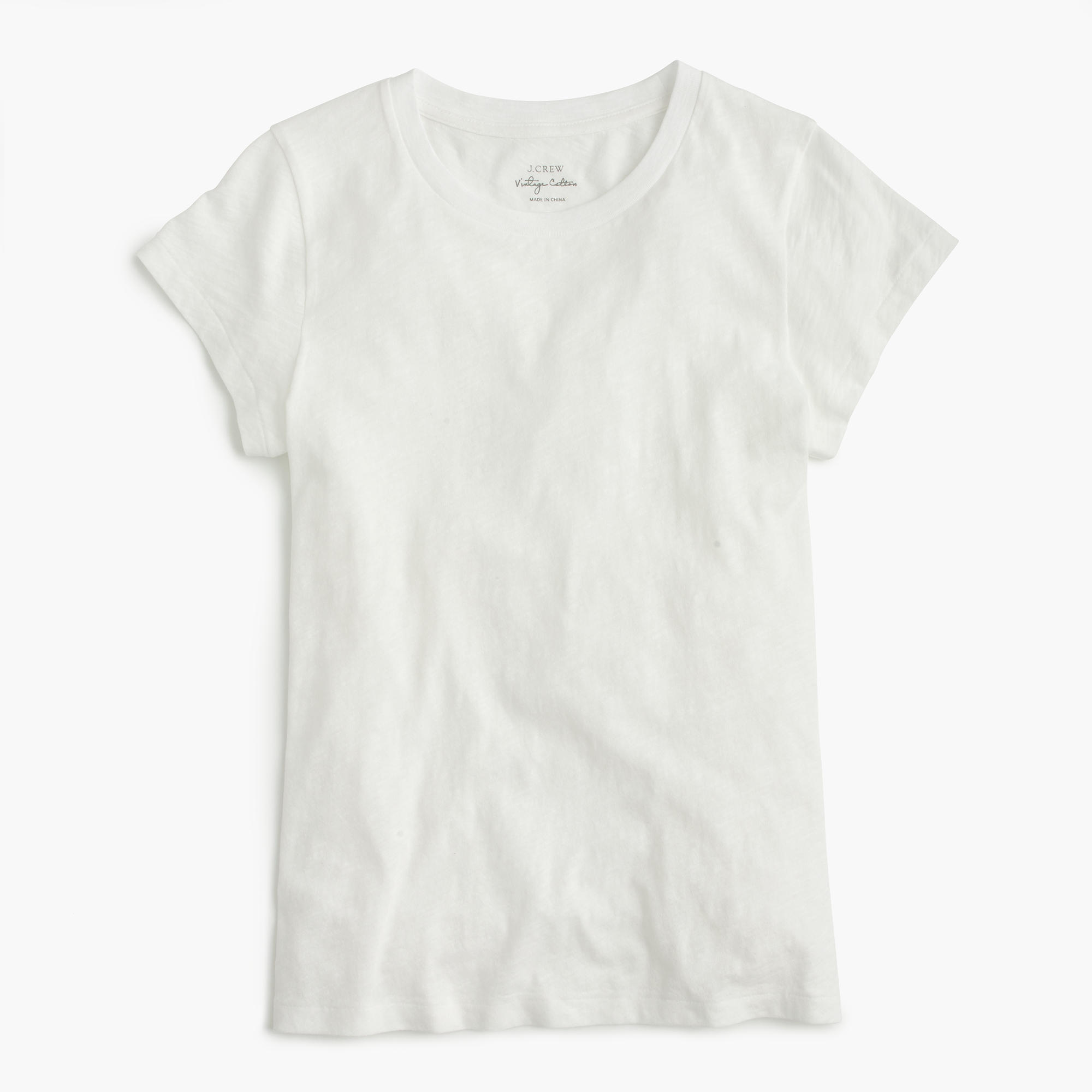 J. Crew tee—15 wardrobe classics for $150 and under
