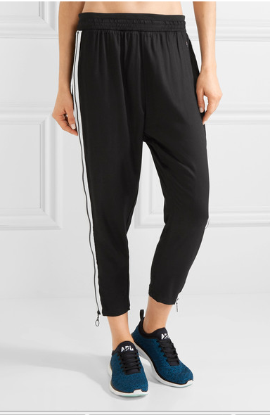 PE Nation sweatpants—My kind of yoga pants