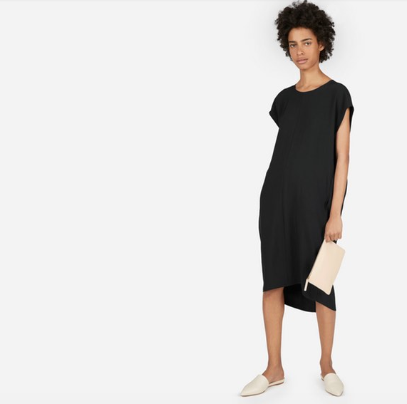 Everlane Cocoon dress—Cheap and chic of the week