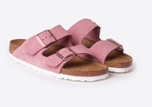 Birkenstock Arizona sandals—Things I bought, things I want