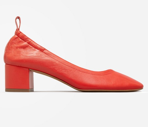 Everlane pumps