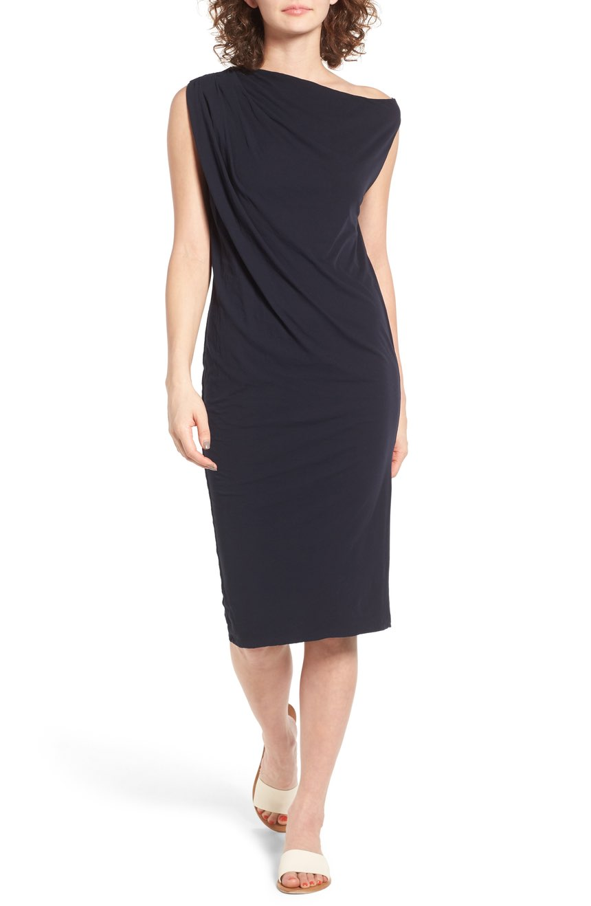 James Perse dress—Dresses with grown-up hemlines