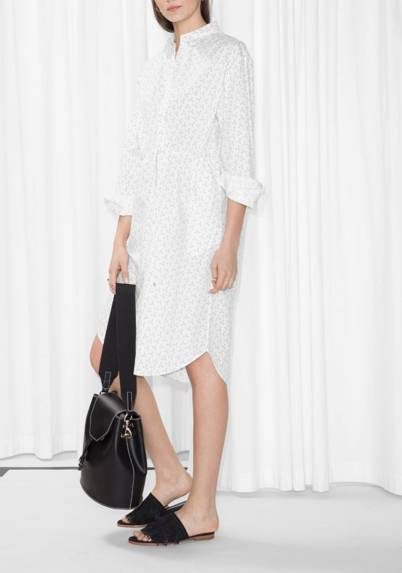 & Other Stories dress—Dresses with grown-up hemlines