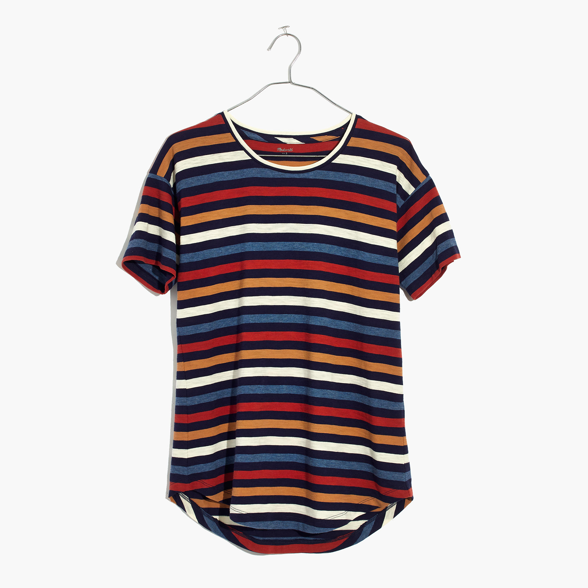 striped shirt Madewell