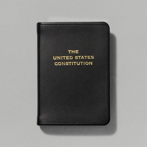 The US Constitution—gifts from museum shops