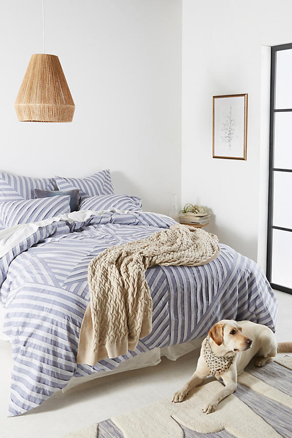 Anthropologie duvet cover