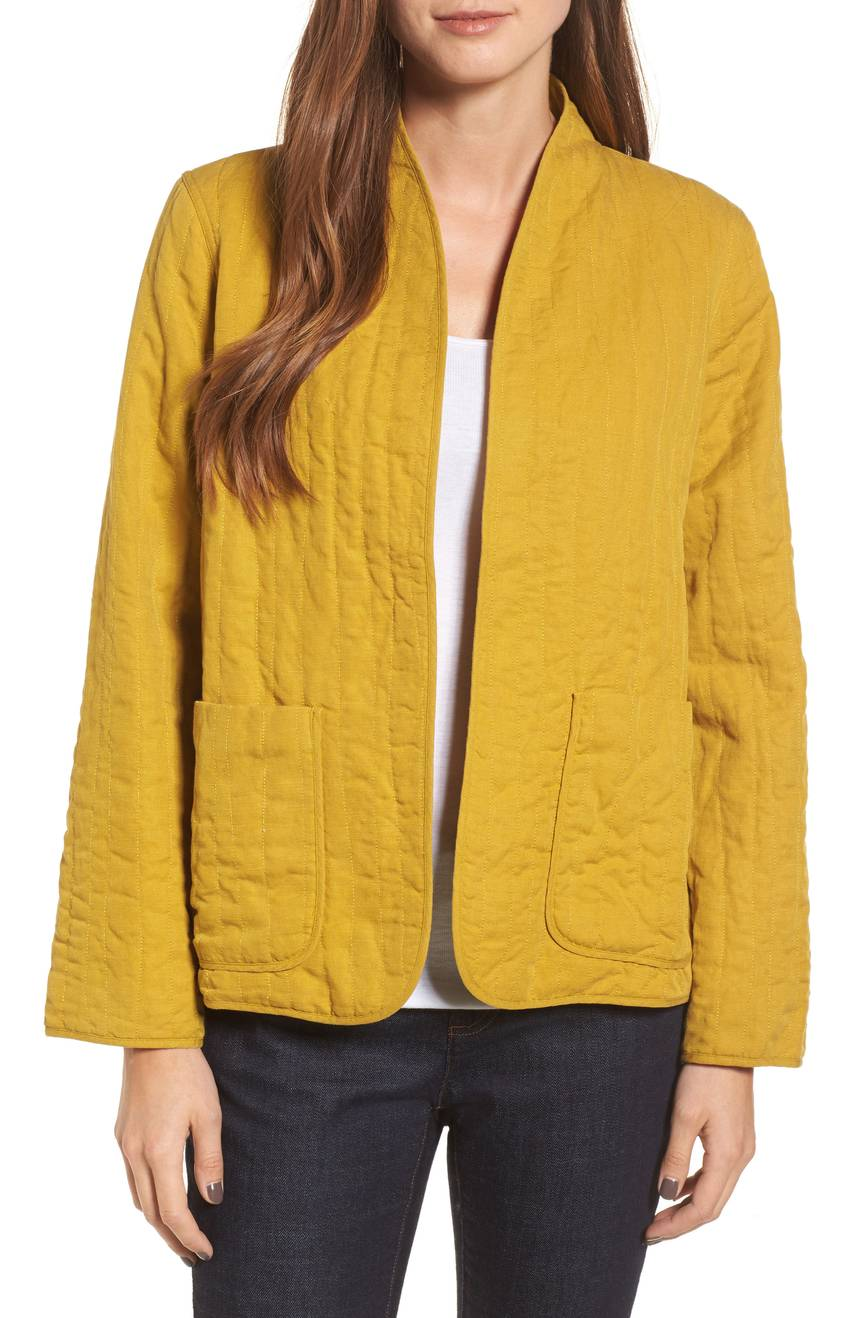 eileen fisher jacket