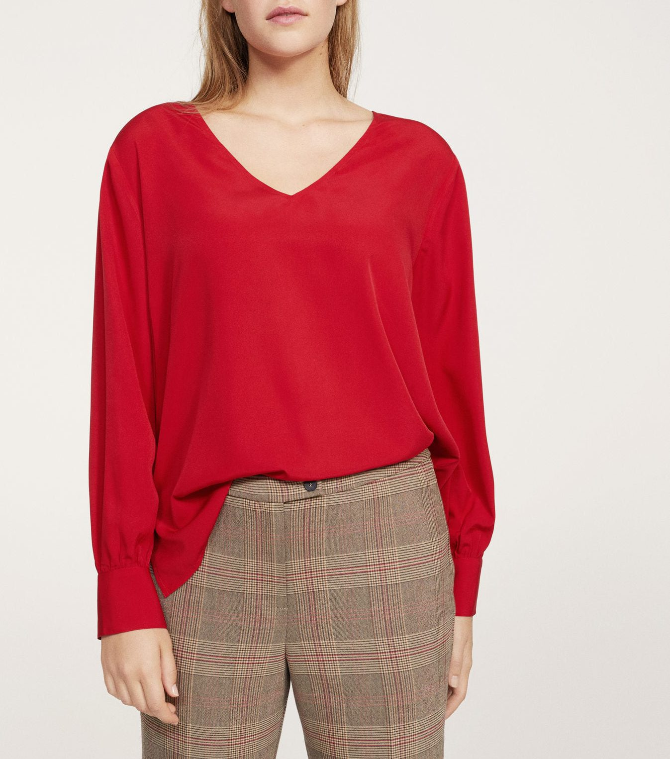 mango red top