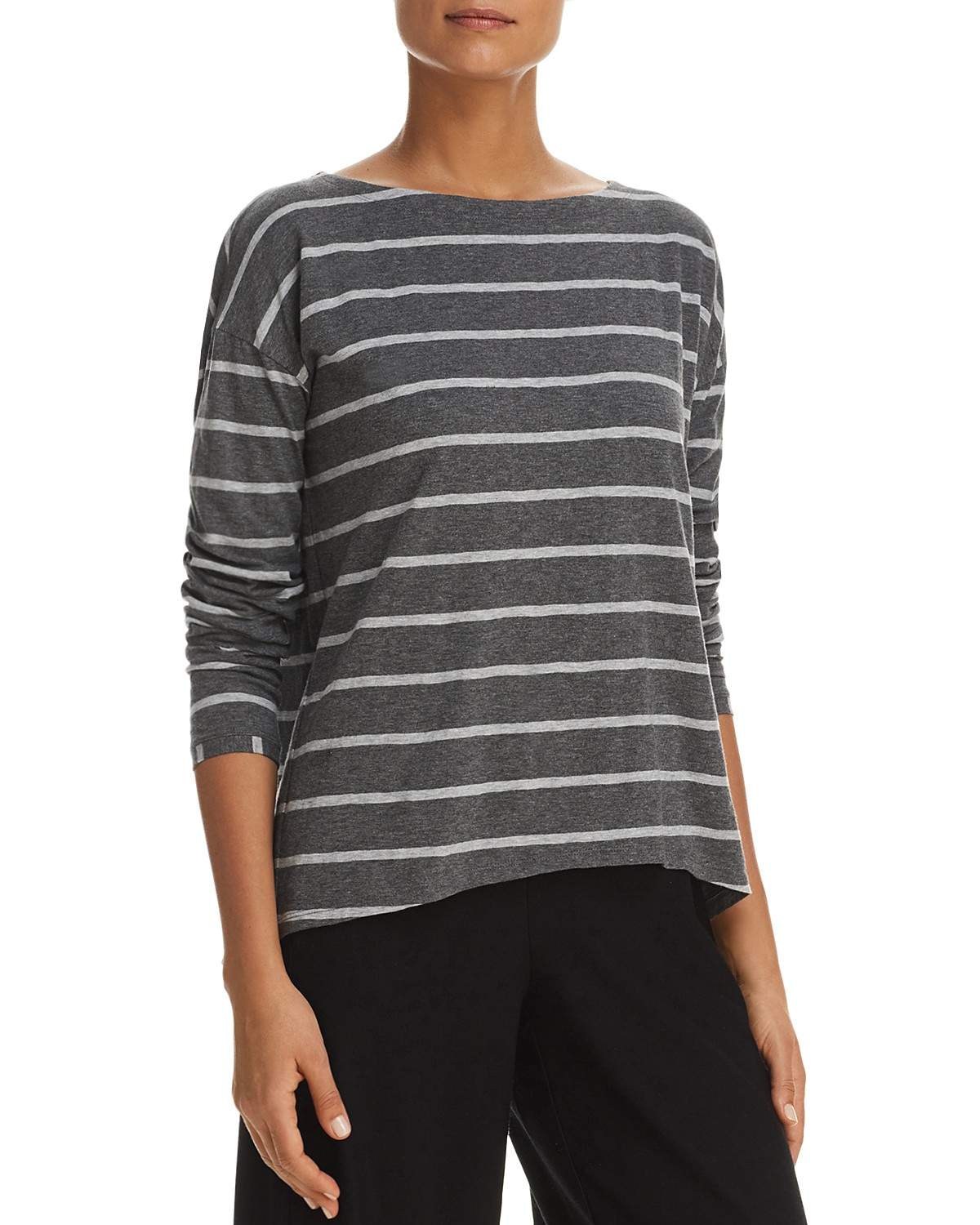 eileen fisher striped top