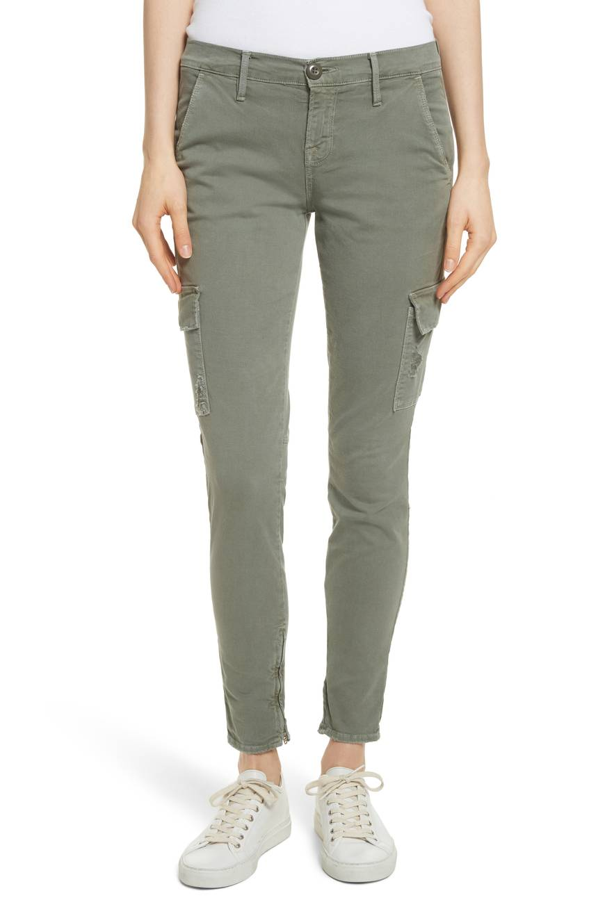 frame cargo trousers