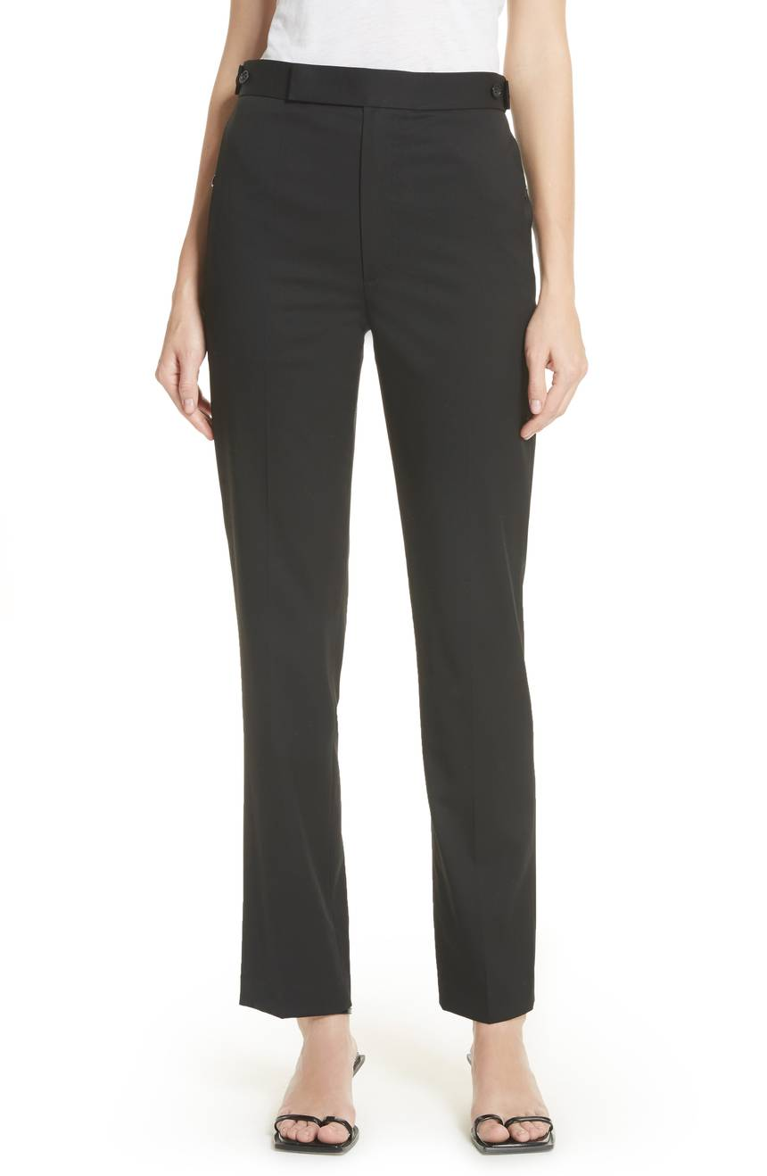 helmut lang trousers