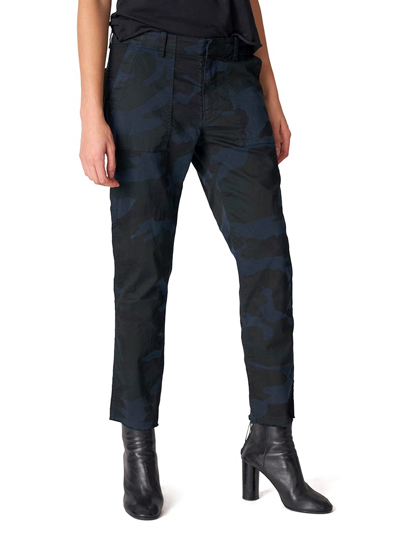 lotan camo trousers