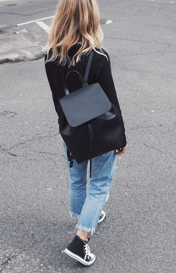 street style backpack