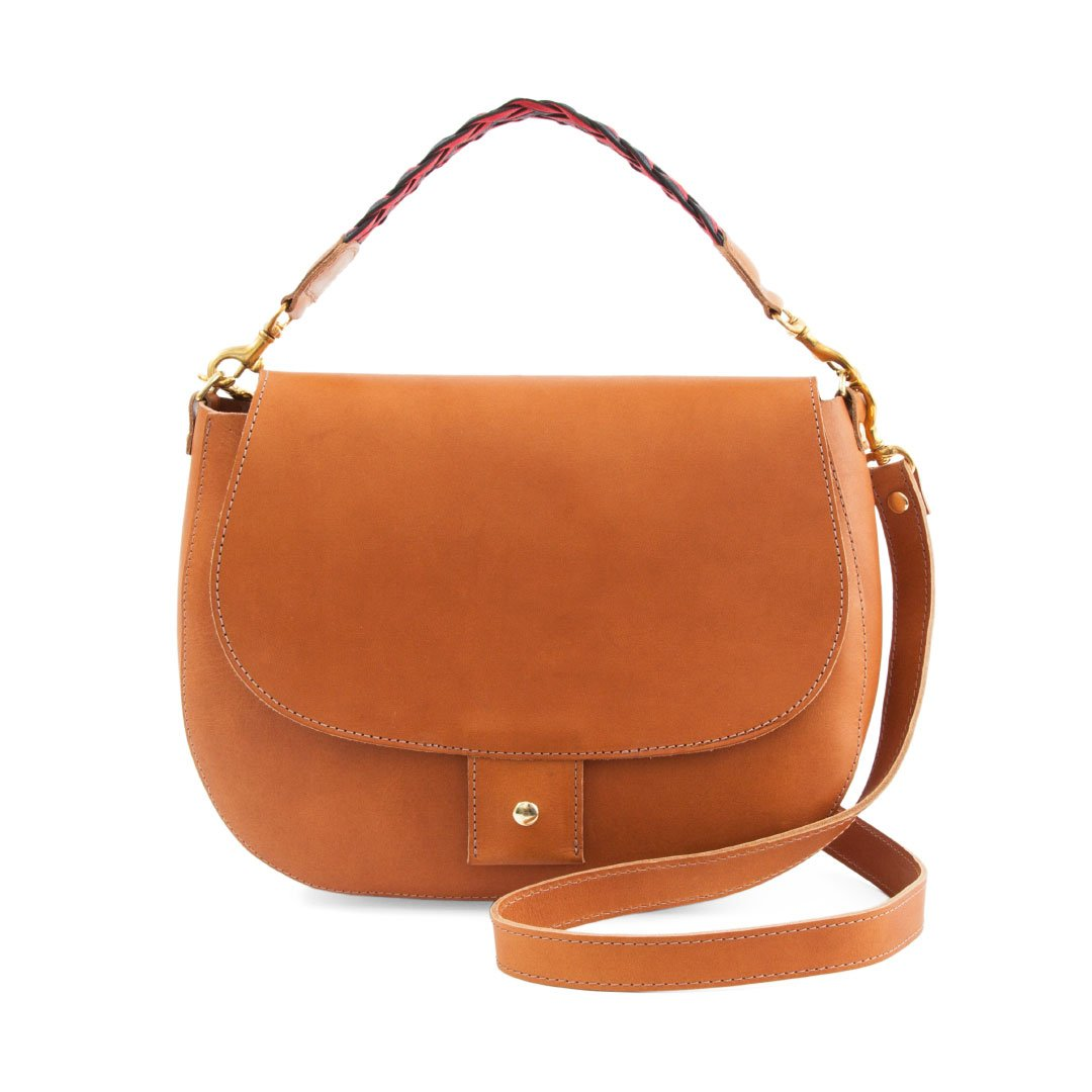 clare v saddle bag