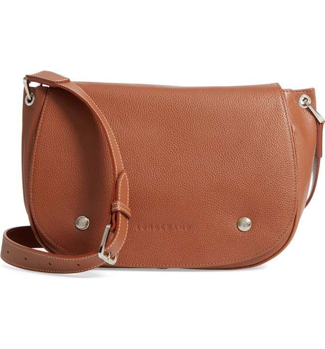 longchamp saddle bag