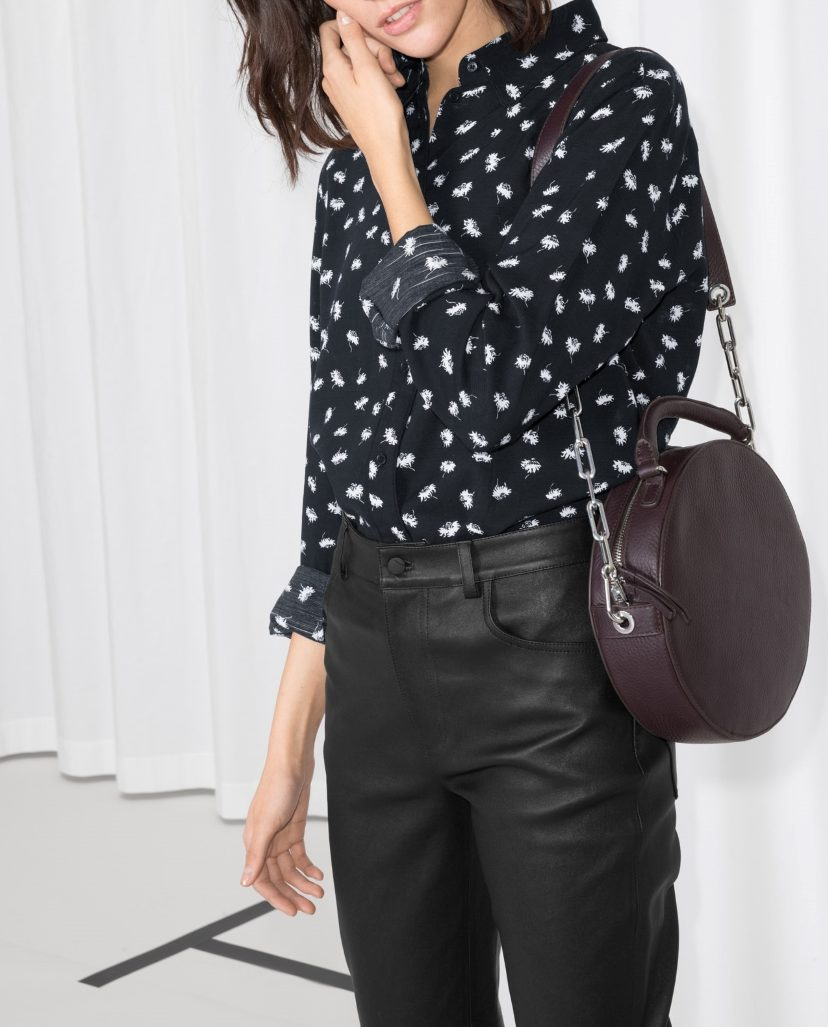 & other stories button down