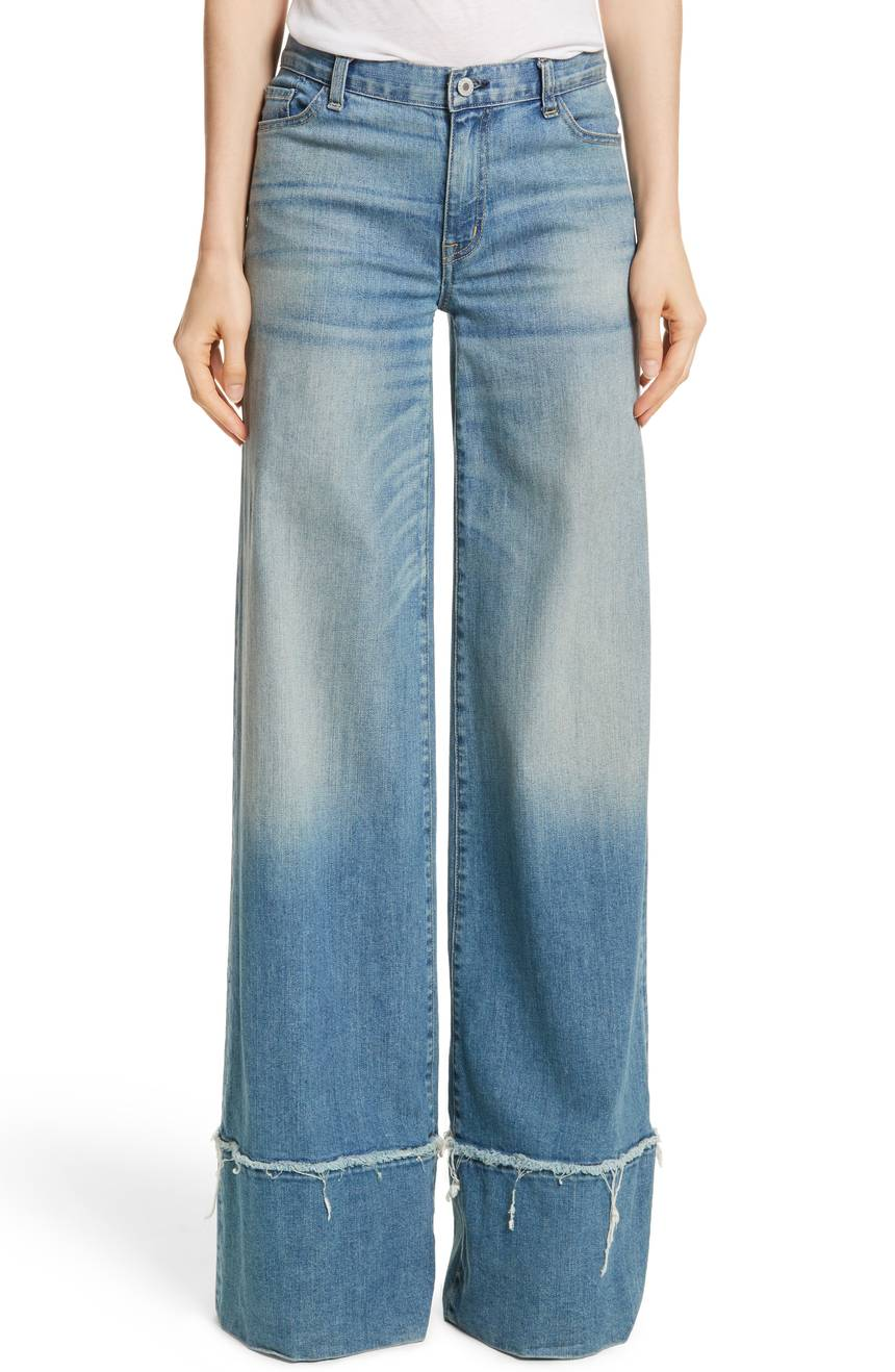 d3dc3a5e5467 Are we ready for wide-leg jeans? - Girls of a Certain Age