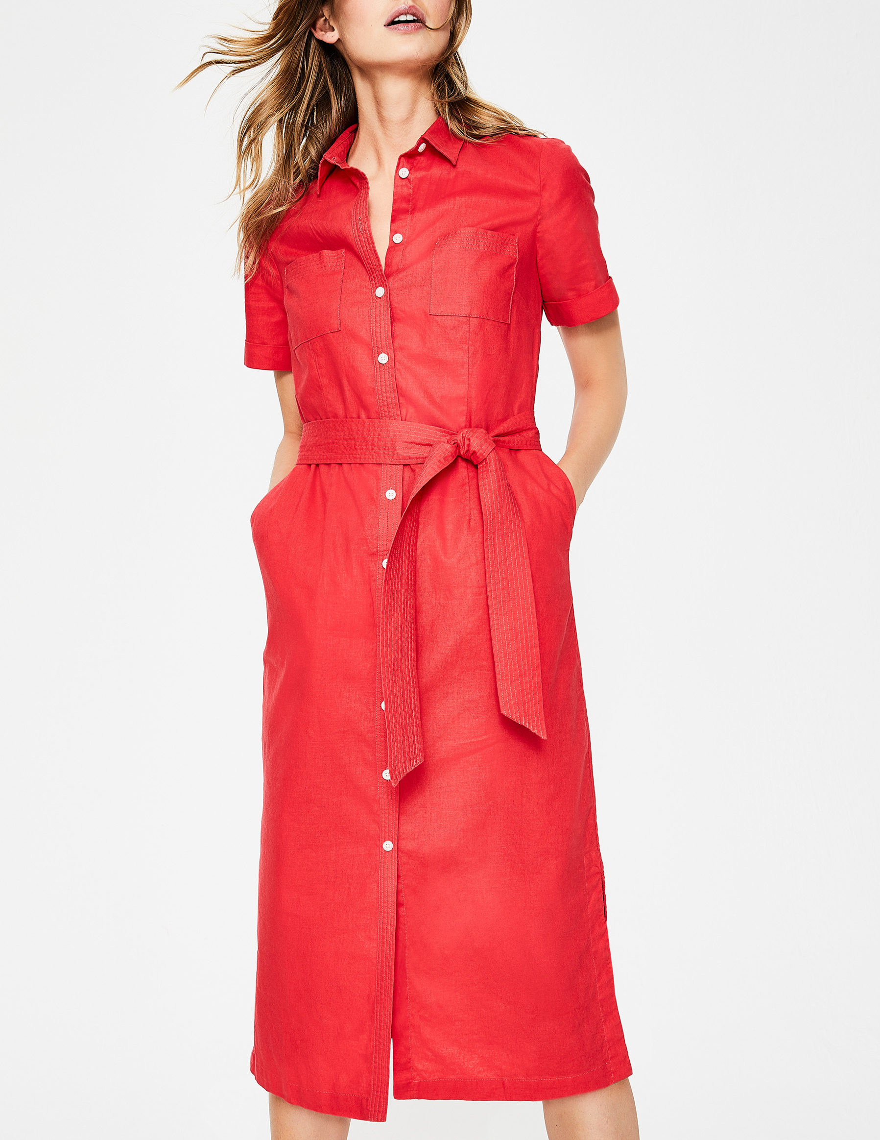 boden shirtdress