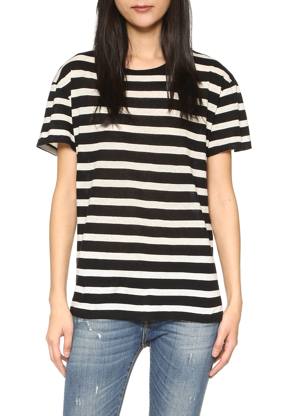 boy stripe tee