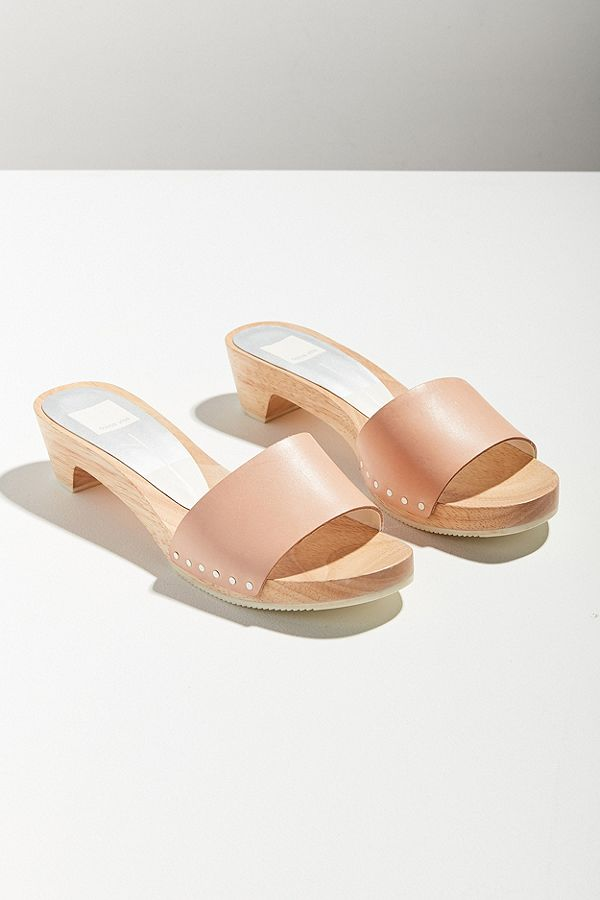 dolce clogs